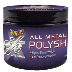 Meguiar's NXT Generation Metal Polish (160ml)