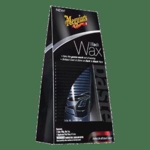 Meguiars Black Wax (para autos oscuros)