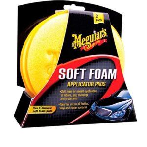 Soft Foam Pad (2 aplicadores)