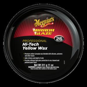Hi-Tech Yellow Wax (Pasta)