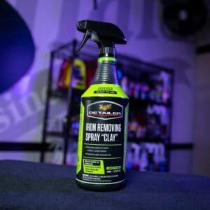 Iron Remover Spray Clay